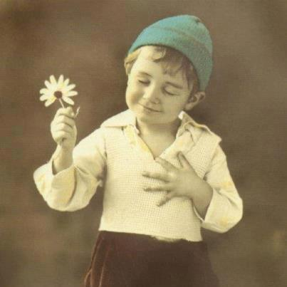 Boy-with-Flower